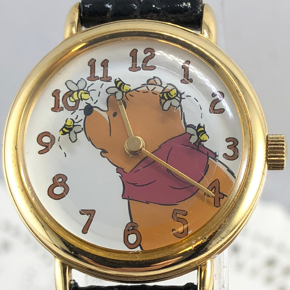 Timex Other - Vintage Timex Pooh Bear Bees Spin Around Pooh Bear